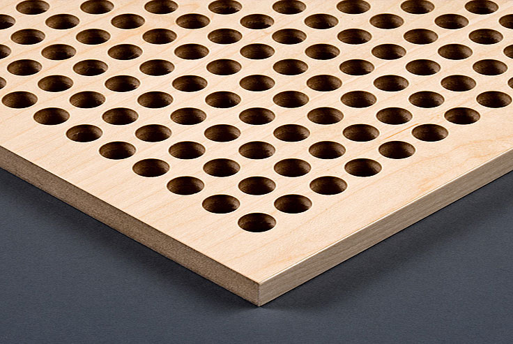 SoundCel Metal Perforated Panels - CMP001
